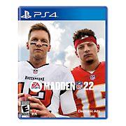 EA Sports Madden NFL 22 (PS4)
