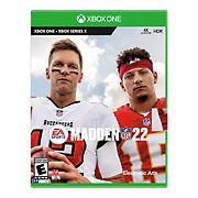 EA Sports Madden NFL 22 (Xbox One)