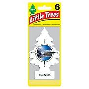 Little Trees True North Air Freshener, 6 pk.
