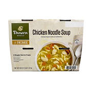 Panera Chicken Noodle Soup, 4 pk./10 oz.