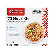 ReadyWise American Red Cross 72 Hour Emergency Food Supply Kit