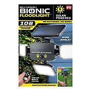 Bell+Howell Bionic Floodlight Solar Security Light