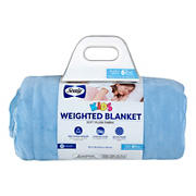 Sealy Weighted Throw Blanket - Blue