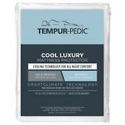 Tempur-Pedic Cool Luxury King Size Mattress Protector