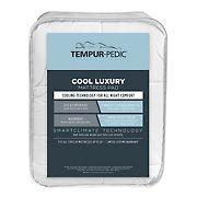 Tempur-Pedic Cool Luxury Queen Size Mattress Pad