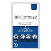 AllerEase T240 Thread-Count Maximum Standard/Queen Pillow Protector