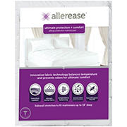 AllerEase Ultimate Twin Size Mattress Pad