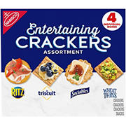 Nabisco Entertaining Crackers, 38.2 oz.