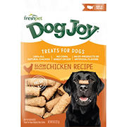 Freshpet Dog Joy Chicken Treats, 8 oz.