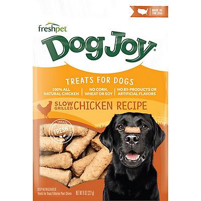Freshpet Dog Joy Chicken Treats, 8 oz.