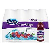 Ocean Spray Cran Grape, 12 pk./15.2 oz.