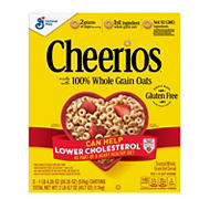 General Mills Cheerios, 40.7 oz.
