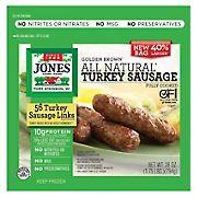 Jones Turkey Sausage Links, 56 ct.