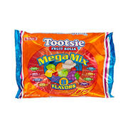 Tootsie Roll Frooties Fruit Rolls Mega Mix, 4 lbs.