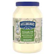 Hellmann's Avocado Oil Mayonnaise, 48 oz.