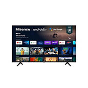 """Hisense 50"""" A6G Series 4K UHD Android Smart TV with Google Assistant - 50A6G"""