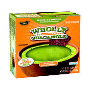 Wholly Guacamole Classic Guacamole Tray, 2 pk./12 oz.