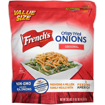 French's French Fried Onions, 26.5 oz.