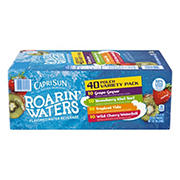 Capri Sun Roaring Waters, 40 ct.