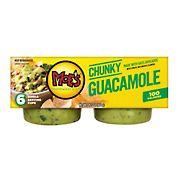 Moe's Chunky Guacamole, 6 pk./2.75 oz.