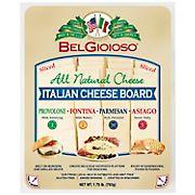 BelGioioso Italian Cheese Board, 1.75 lbs.