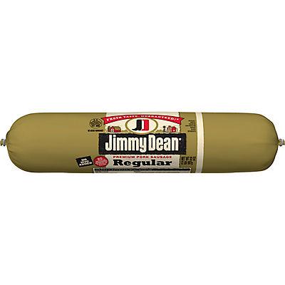 Jimmy Dean Premium Pork Regular Sausage Roll, 32 oz.