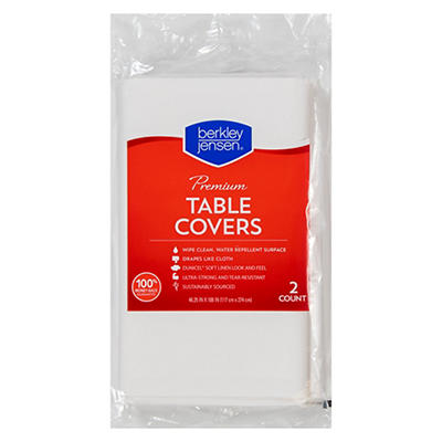 Berkley Jensen Table Cover, 2 pk.