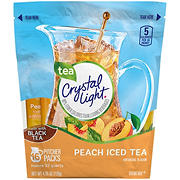 Crystal Light Peach Tea Sticks, 16 ct./32 qt.