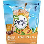 Crystal Light Peach Tea Sticks, 16 ct./32 qt.