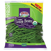 Organic Snipped Green Beans, 24 oz.
