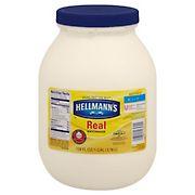 Hellmann's Real Mayonnaise, 128 oz.