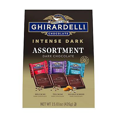 Ghirardelli Intense Dark Chocolate Premium Collection, 15.01 oz.