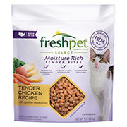 Freshpet Select Roasted Chicken Cat Meal, 1 lb.