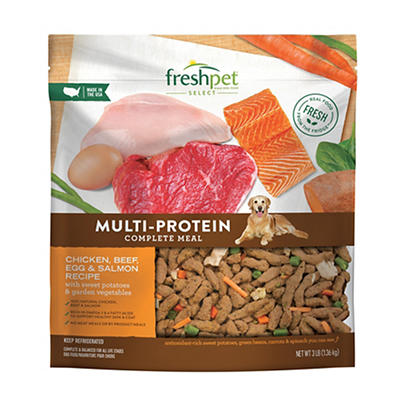 Freshpet Select Tender Chicken with Crisp Carrots and Leafy Spinach Do