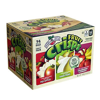Brothers All-Natural Fruit Crisps, 16 pk./0.35 oz.
