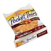 Arnold Healthy Multi-Grain Pocket Thins, 8 ct.