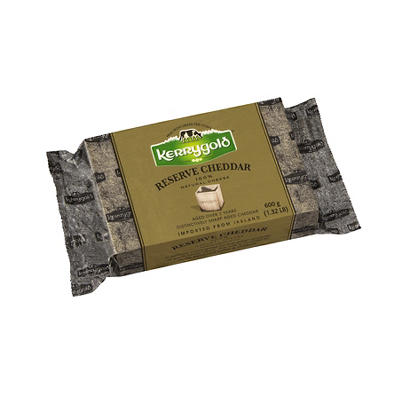 Kerrygold Reserve Cheddar, 1.32 lbs.