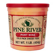 Pine River Port Wine Cold Pack Cheese Spread, 16 oz.