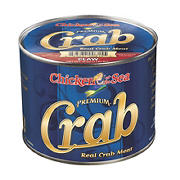 Chicken of the Sea Pasteurized Crab Claw Meat, 16 oz.