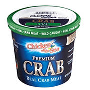 Chicken of the Sea Lump Crab Meat, 16 oz.