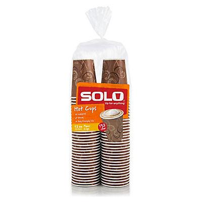 SOLO 12-Oz. Paper Hot Cups, 132 ct.