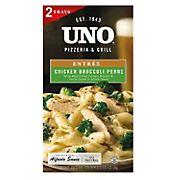UNO Pizzeria & Grill Chicken Broccoli Penne Pasta Entree, 2 pk./26 oz.