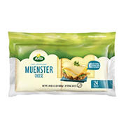Arla Dofino Muenster Cheese Slices, 24 oz.