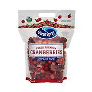 Ocean Spray Fresh Cranberries, 2 lbs.