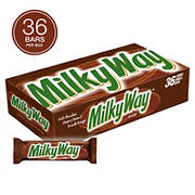 Milky Way Bars, 36 ct.