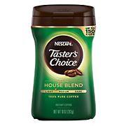 Nescafe Taster's Choice Regular Instant Decaf, 10 oz.