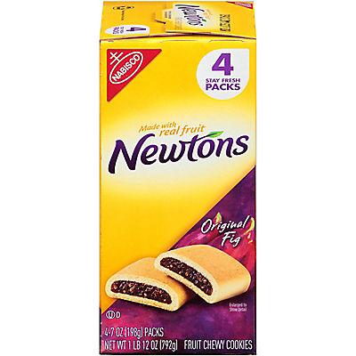 Nabisco Fig Newtons, 4 pk./7 oz.