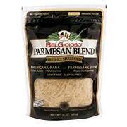 BelGioioso Parmesan Blend Freshly Shredded Cheese, 16 oz.