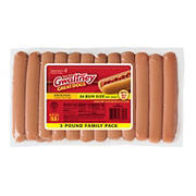 Gwaltney Bun-Length Chicken Hot Dogs, 24 ct.