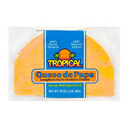 Tropical Longhorn Style Cheese Cheddar, 16 oz.